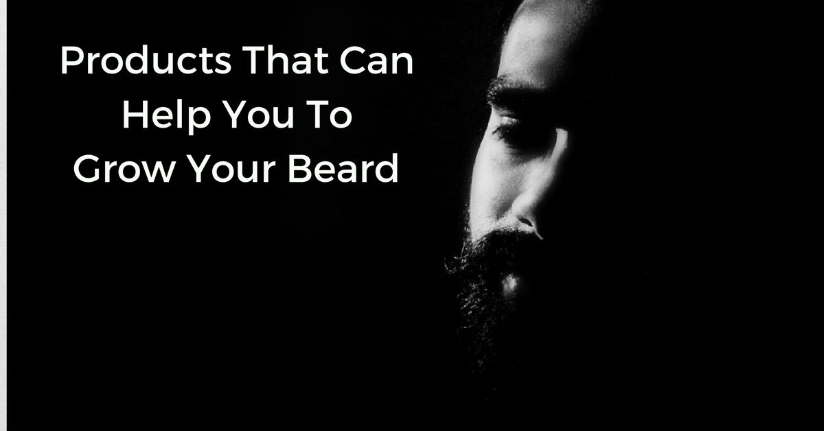 our top selected beard growing items : A sneak peak