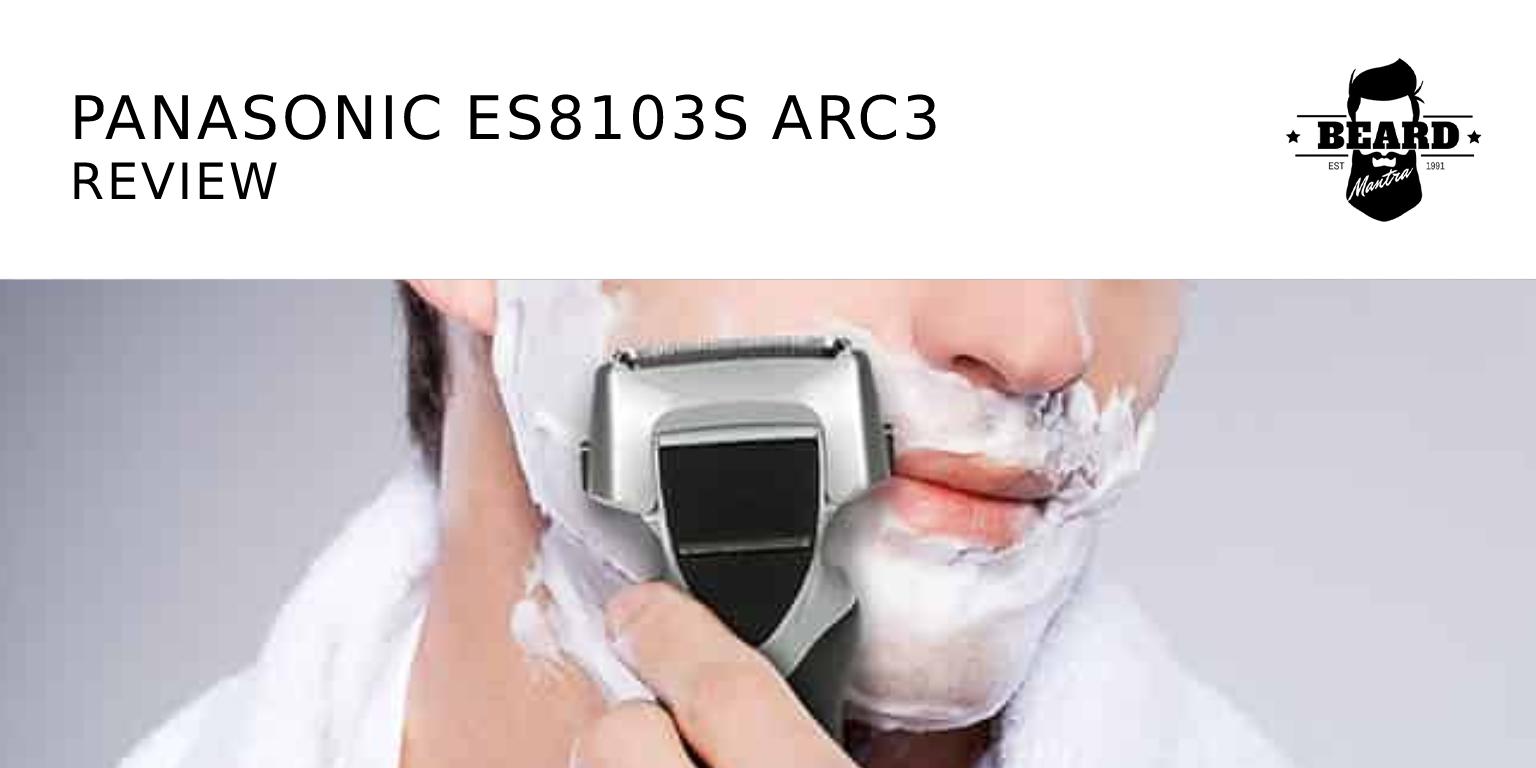 Panasonic Es8103s ARC3 Review