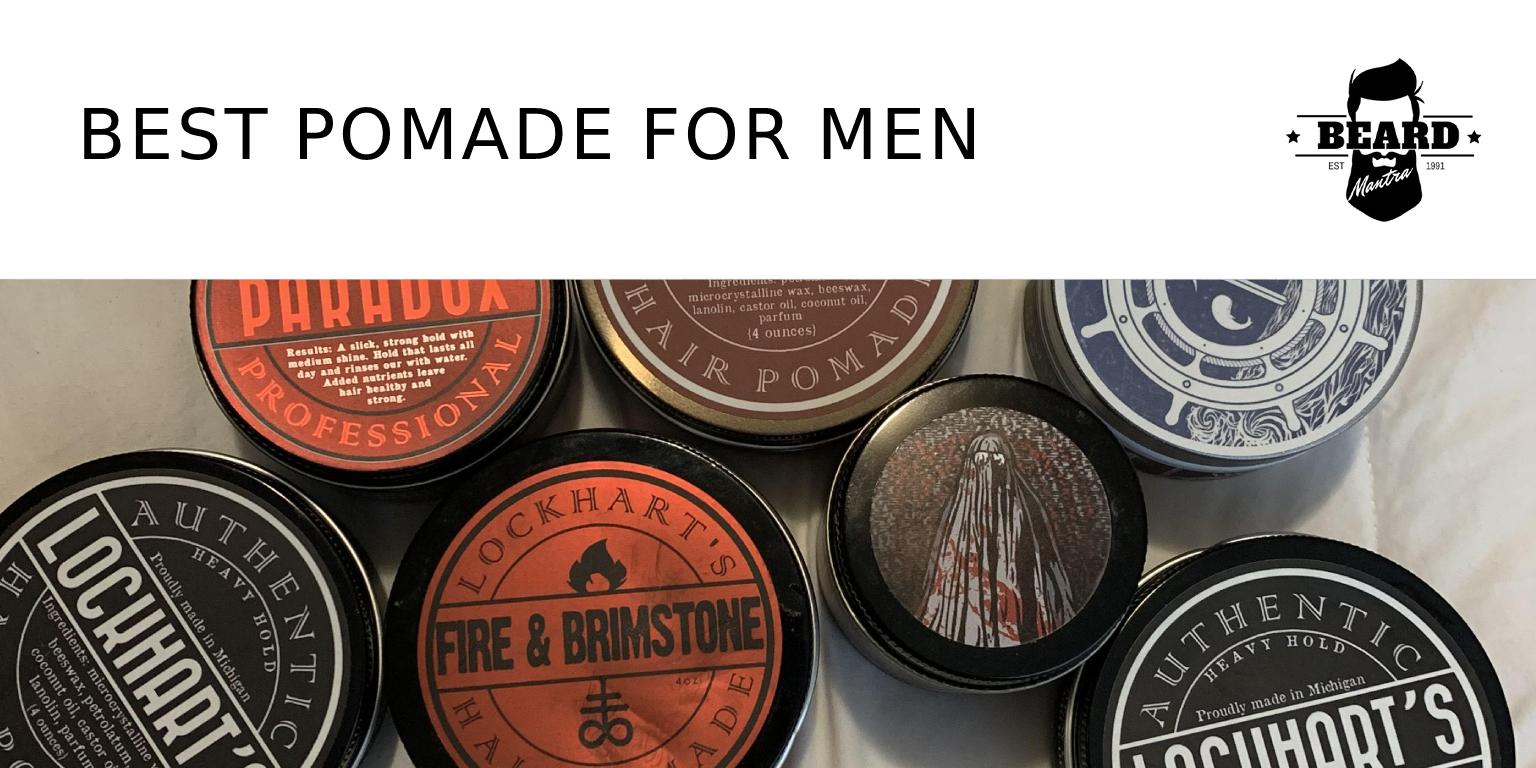 Best Pomade For Men