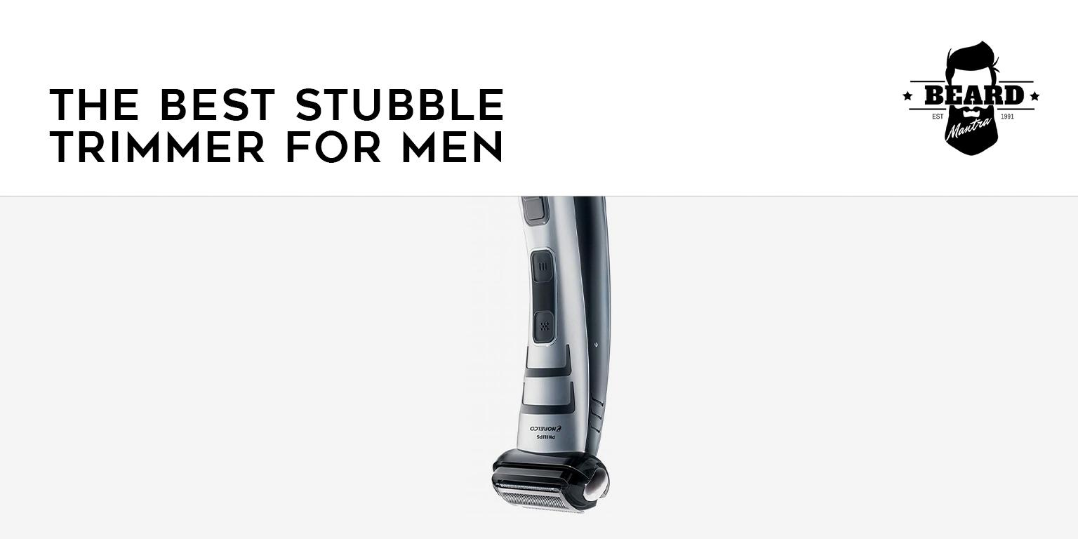 Stubble Trimmer For Men
