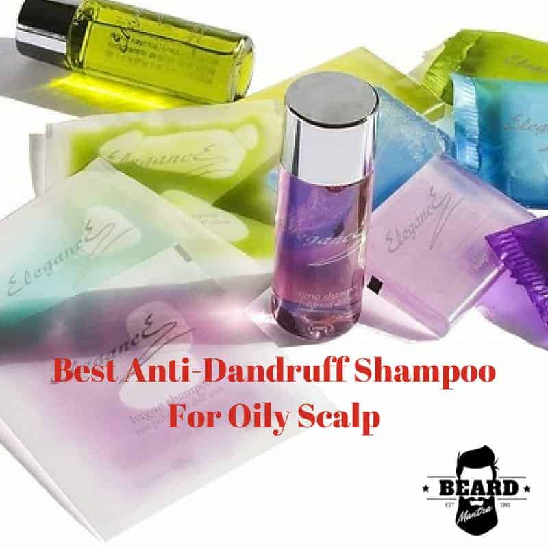 Best Anti-Dandruff Shampoo For Oily Scalp