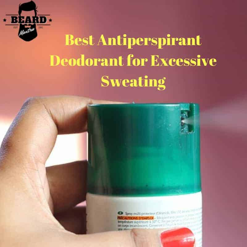 Best Antiperspirant Deodorant for Excessive Sweating