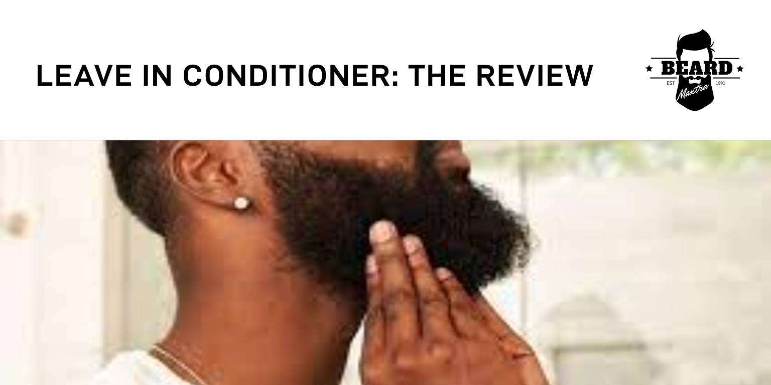 Leave In Conditioner The Review